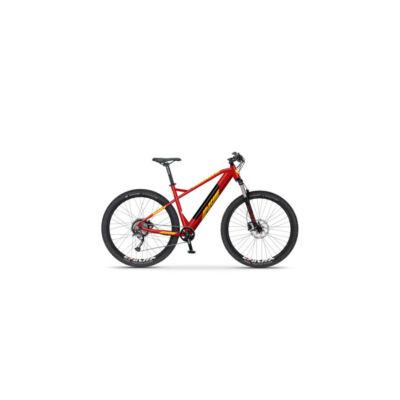 Yamka E3 elektromos kerékpár - vörös