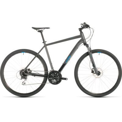 CUBE NATURE IRIDIUM'N'BLUE 2020 cross trekking kerékpár
