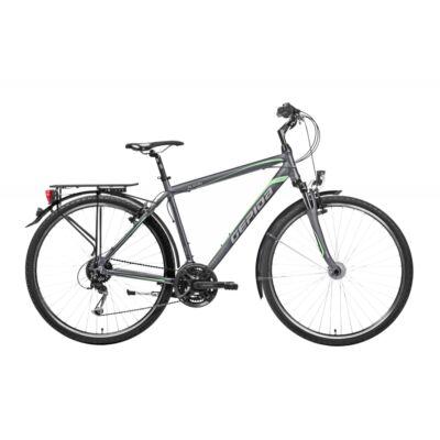 GEPIDA ALBOIN 200 PRO 2020 GRAFIT trekking kerékpár