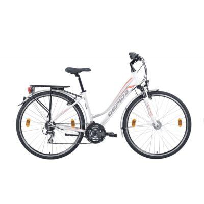 GEPIDA ALBOIN 200 PRO NŐI 2020 FEHÉR trekking kerékpár