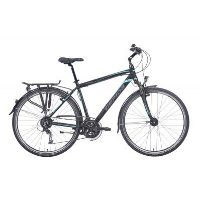 GEPIDA ALBOIN 300 2020 FEKETE trekking kerékpár
