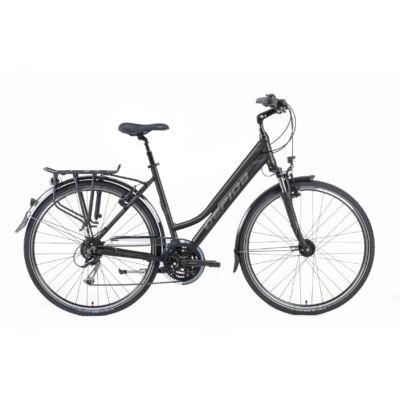 GEPIDA ALBOIN 200 PRO NŐI 2020 FEKETE trekking kerékpár