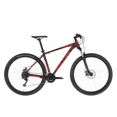 KELLYS Spider 10 Red  2020 MTB 27,5 Kerékpár