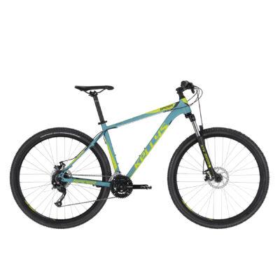 KELLYS Spider 10 Turquoise  2020 MTB 29 Kerékpár