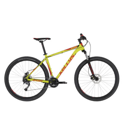 KELLYS Spider 30 Neon Lime   2020 MTB 27,5 Kerékpár