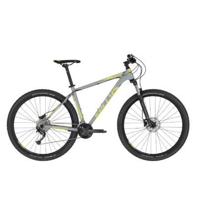 KELLYS Spider 70 Grey Lime  2020 MTB 29 Kerékpár