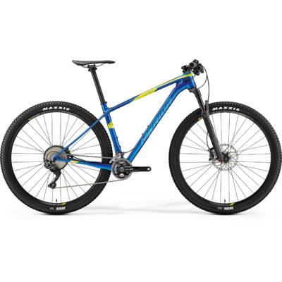 MERIDA BIG NINE XT 2019 KÉK(ZÖLD)